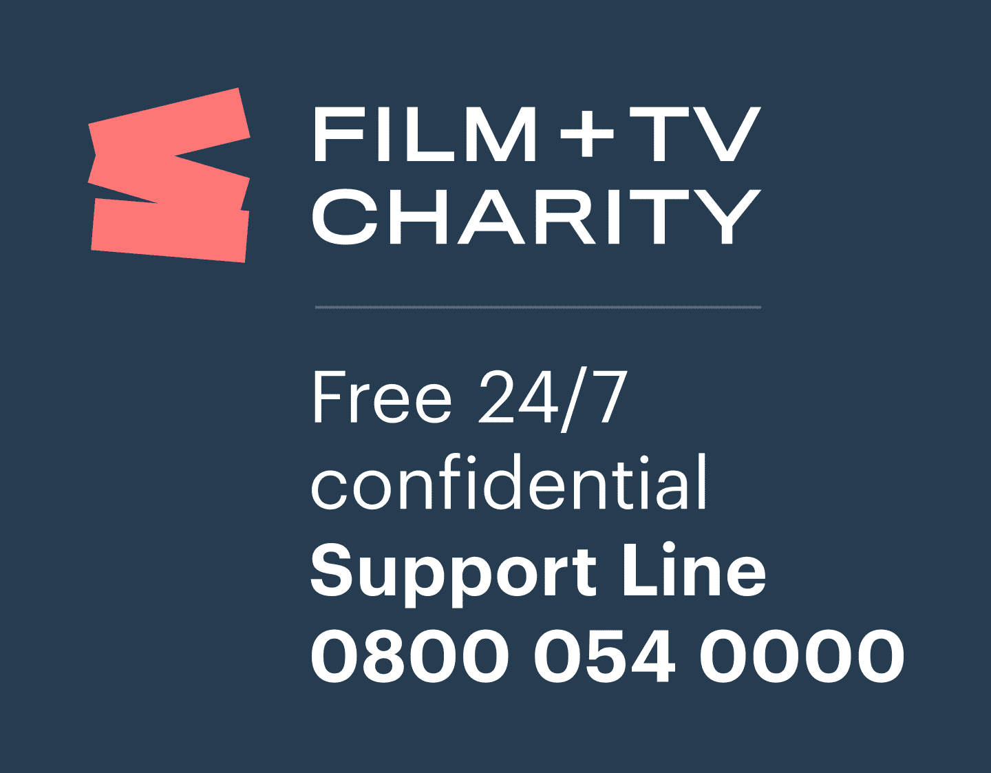 Film and TV Support Line