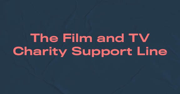 The Film and TV Charity Support Line