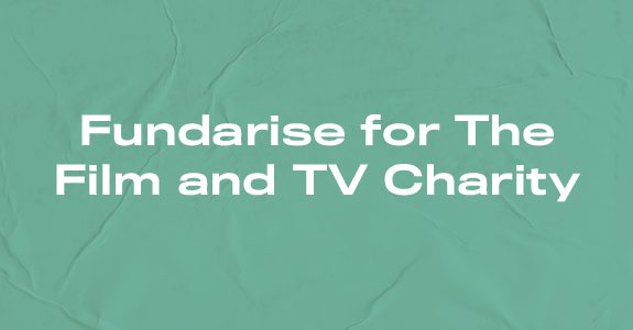 Fundraise for The Film and TV Charity
